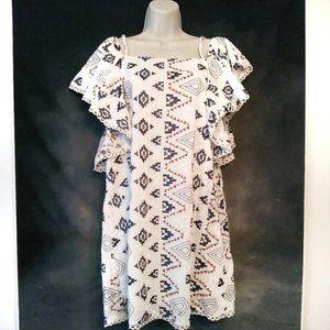 Hayden - Aztec Print NWT Sheath Dress